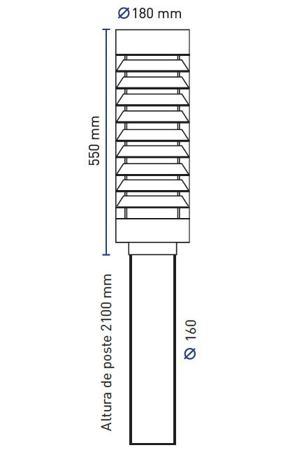 CIL-b Dimensiones