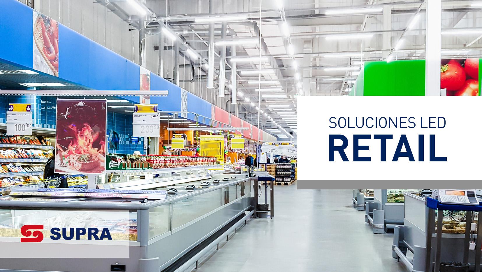 Folleto Soluciones LED Retail