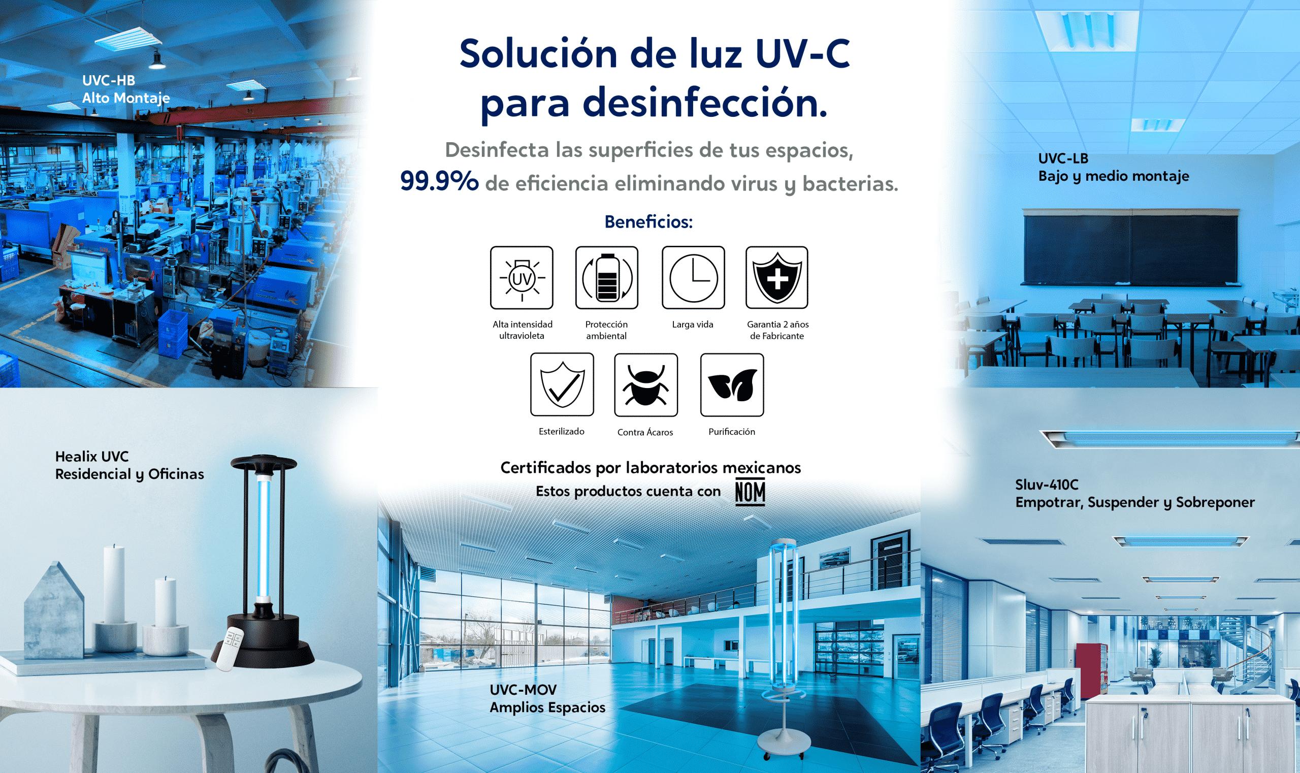 Flayer solucion UVC 2